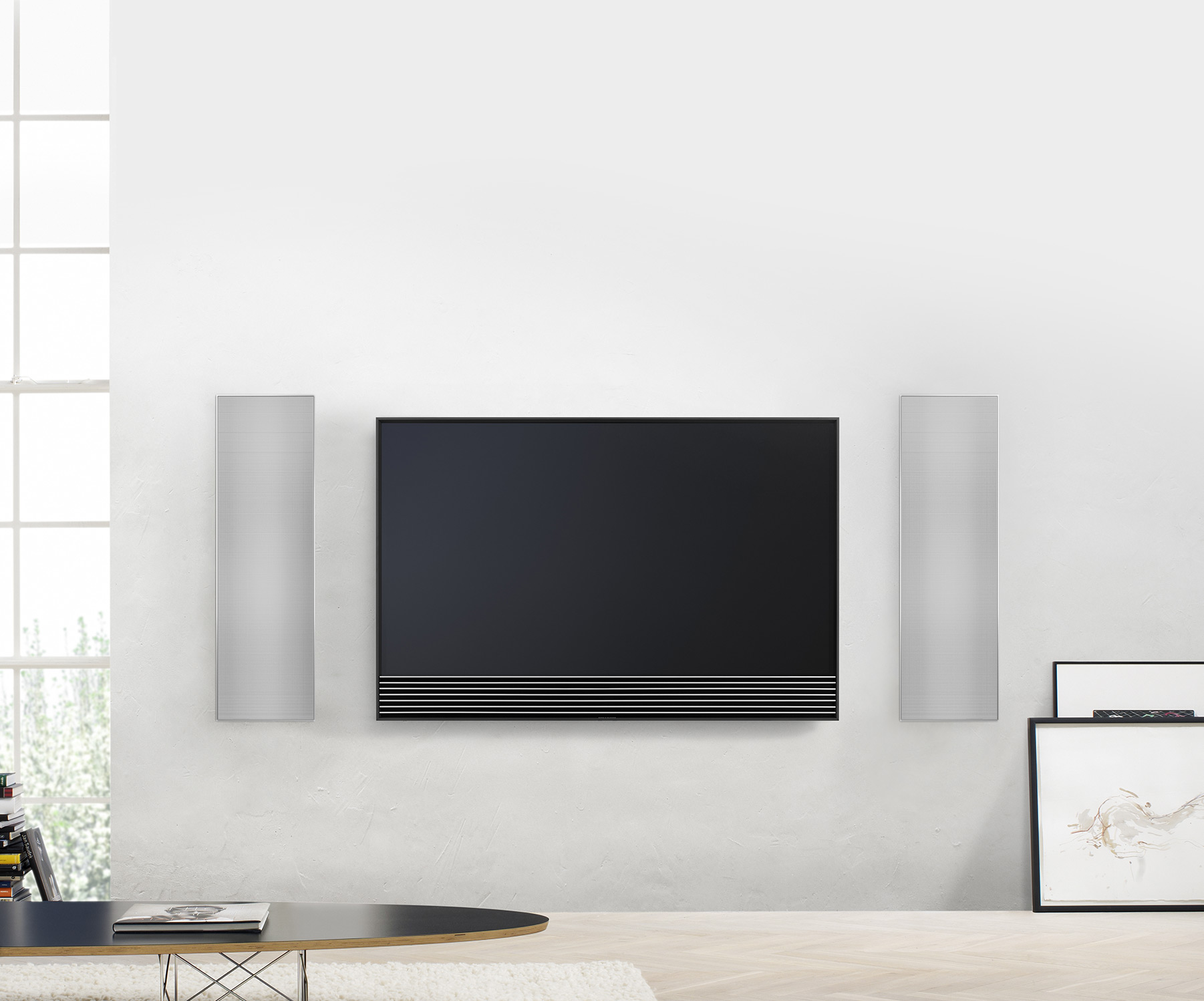 enceintes palatial. Black Bedroom Furniture Sets. Home Design Ideas